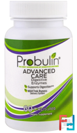 Advanced Care, Digestive Enzymes, Probulin, 60 Capsules