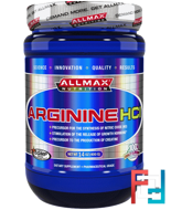 100% Pure Arginine HCI Maximum Strength + Absorption, ALLMAX Nutrition, 400 g