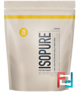 IsoPure, Low Carb Protein Powder, Dutch Chocolate, Nature's Best, 1 lb (454 g)