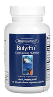ButyrEn, Allergy Research Group, 100 Tablets