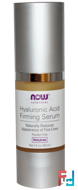 Hyaluronic Acid Firming Serum,  Solutions, Now Foods, 30 ml
