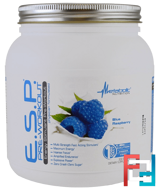 E.S.P Pre-Workout, Metabolic Nutrition, 300 g