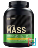 Serious Mass, Optimum Nutrition, 6 lb, 2724 g