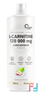 L-Carnitine Concentrate 120 000 POWER, Optimum System, 1000 ml