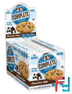 The Complete Cookie, Lenny & Larry's, 12 Cookies * 113 g