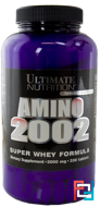 Amino 2002, Ultimate Nutrition, 330 tablets