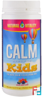 Calm Specifics, Kids, Calm-Focus Drink Mix, Natural Berry, Natural Vitality, 4 oz (113 g)
