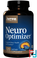 Neuro Optimizer (Нейрооптимизатор), Jarrow Formulas, 120 Capsules