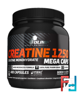 Creatine Mega Caps, Olimp, 400 capsules
