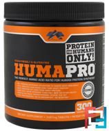 HumaPro, 1087 mg , ALR Industries, 300 Coated Tablets