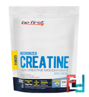 Micronized CREATINE monohydrate powder, Be First, 500 g