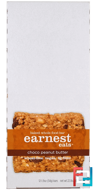 Baked Whole Food Bar, Choco Peanut Butter, Earnest Eats, 12 Bars, 1.9 oz (54 g) Each