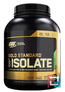 100% Isolate, Gold Standard, Optimum Nutrition, 2.91 lbs, 1320 g