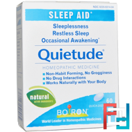 Quietude, Sleep Aid, Boiron, 60 Quick-Dissolving Tablets