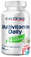Multivitamin Daily, Be First, 90 tablets