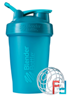 BlenderBottle, Classic With Loop, Teal, Sundesa, 20 oz