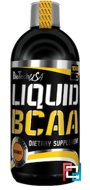 Liquid BCAA, BioTechUSA, 1000 ml
