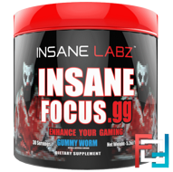 Insane Focus GG, Insane labz, 146 g