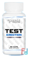 TEST ERECTION, Revange Nutrition, 60 capsules