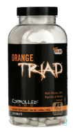 Orange Triad, Multi-Vitamin, Controlled Labs, 270 Tablets