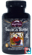 Tao in a Bottle, 450 mg, Dragon Herbs, 60 Capsules