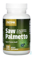 Saw Palmetto, Jarrow Formulas, 160 mg 120 Softgels