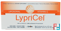Liposomal Vitamin C, 30 Packets, LypriCel, 0.2 fl oz (5.7 ml) Each