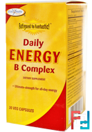 Fatigued to Fantastic! Daily Energy B Complex, Enzymatic Therapy, 30 Veggie Caps