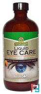 Liquid Eye Care, Natural Orange and Strawberry Flavors, Nature's Answer, 8 fl oz, 240 ml