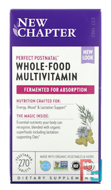 Perfect Postnatal MultiVitamin, New Chapter, 270 Tablets