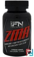 ZMA, Xtreme Series, iForce Nutrition, 90 Capsules