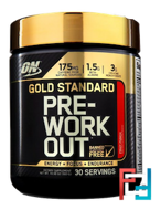 Pre-Workout, Gold Standard, Optimum Nutrition, 300 g