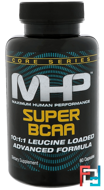 Super BCAA, Maximum Human Performance, LLC, 60 Capsules