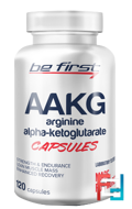 AAKG Capsules, Be First, 120 capsules