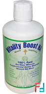 Vitality Boost HA, Mineral Supplement, Morningstar Minerals, 32 fl oz (946 ml)
