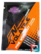 Пробник Volatile Pre Workout, Formutech Nutrition, 10.2 g