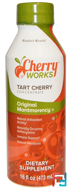 Original Montmorency,Tart Cherry Concentrate, Michelle's Miracle, 16 fl oz (473 ml)