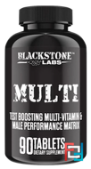 Multi 90 Tablets, Blackstone Labs, 90 tablets