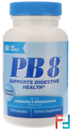 PB8, Original Formula, Nutrition Now, 120 Capsules