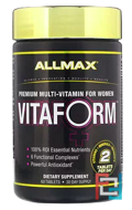 Vitaform, Premium Multi-Vitamin For Women, ALLMAX Nutrition, 60 Tablets