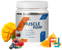 Muscle Pump, Cybermass, 200 g
