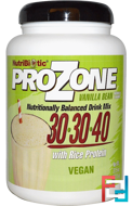 Prozone, Nutritionally Balanced Drink Mix, NutriBiotic, 22.5 oz, 637.5 g