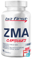 ZMA + vitamin D3, Be First, 90 capsules
