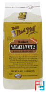 10 Grain Pancake & Waffle Mix, Bob's Red Mill, 26 oz (737 g)