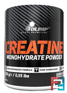 Creatine Monohydrate Powder, Olimp, 250 g