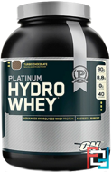 Platinum Hydro Whey, Optimum Nutrition, 3.5 lbs, 1590 g