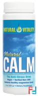 Natural Calm, The Anti-Stress Drink, Original (Unflavored), Natural Vitality, 8 oz (226 g)