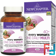 40+ Every Woman's One Daily Multi, New Chapter, 48 Tablets