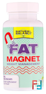 Fat Magnet, Weight Management, Natural Balance, 72 Veggie Caps