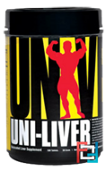 Uni-Liver, Desiccated Liver Supplement, Universal Nutrition, 500 Tablets